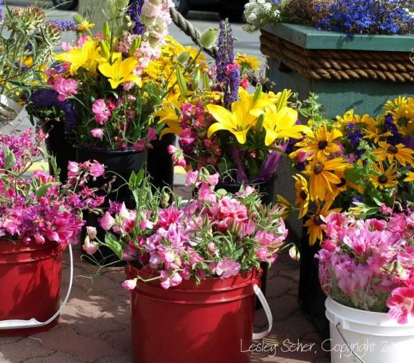 Friday Florist/Farmer's Market (VII)