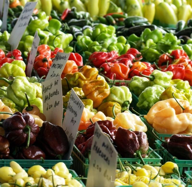 Farmer's Market (VI)