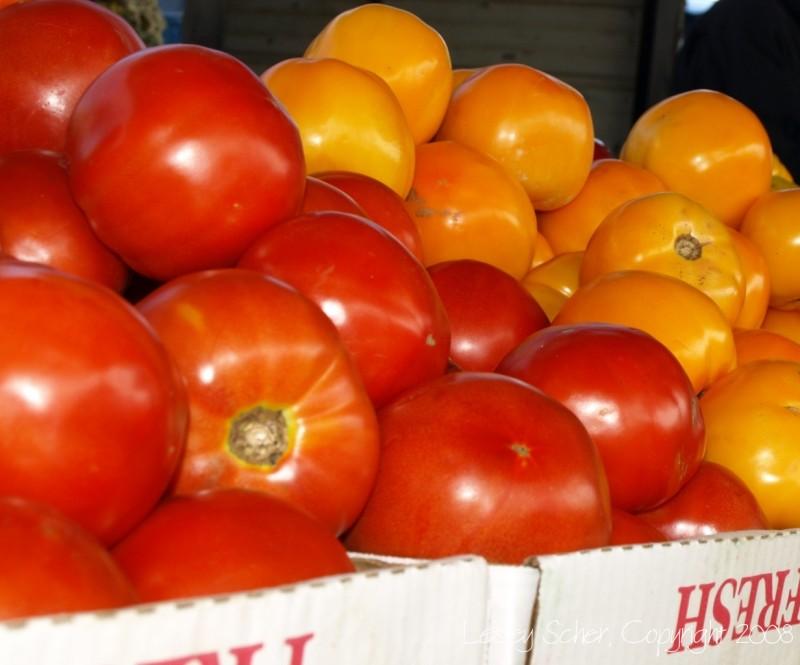 Farmer's Market (IX)