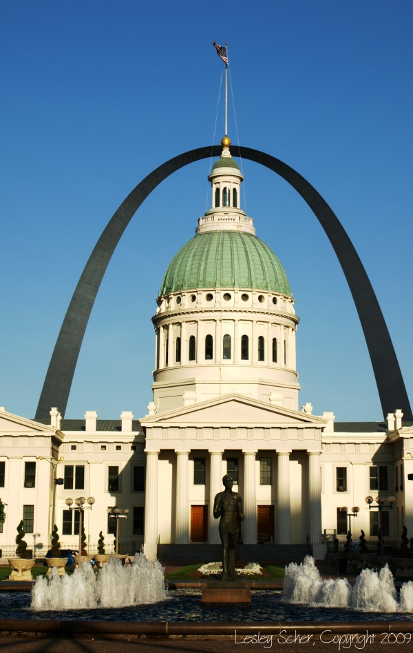 St. Louis Arch Series (vii)