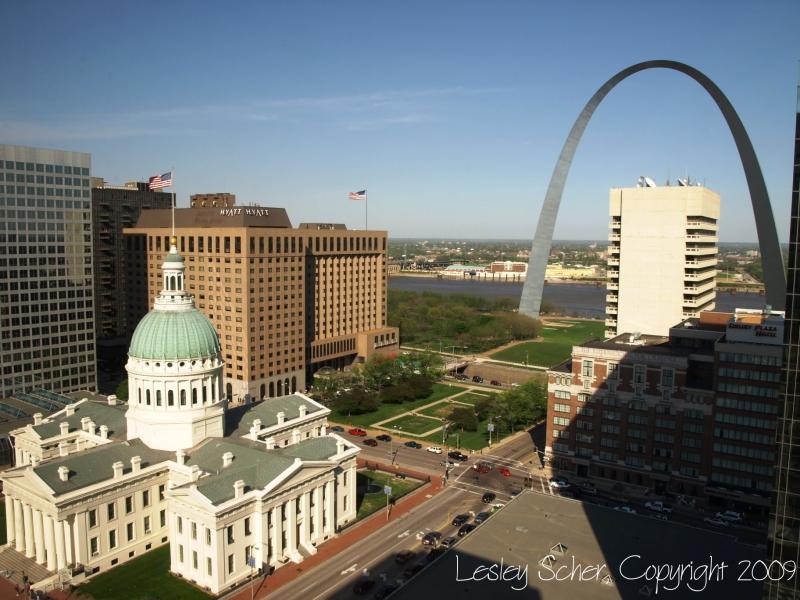 St. Louis Arch Series (viii)