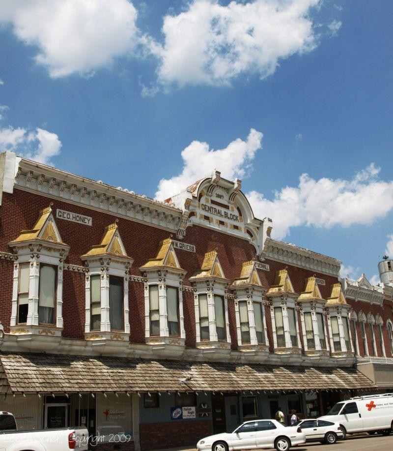Central Block Building