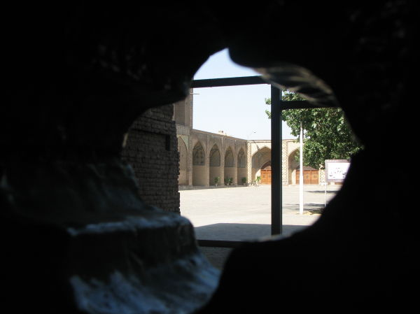 Inner Entrance Tile Window, Great (Atiq) Mosque