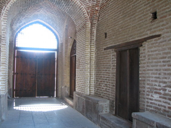 Inner Entrance, Great (Atiq) Mosque