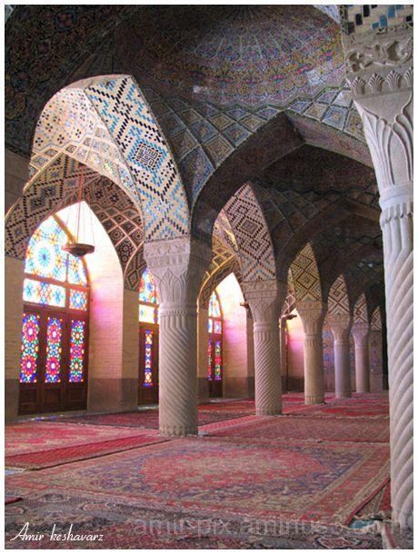 Shiraz-Nasir-al-Molk Mosque
