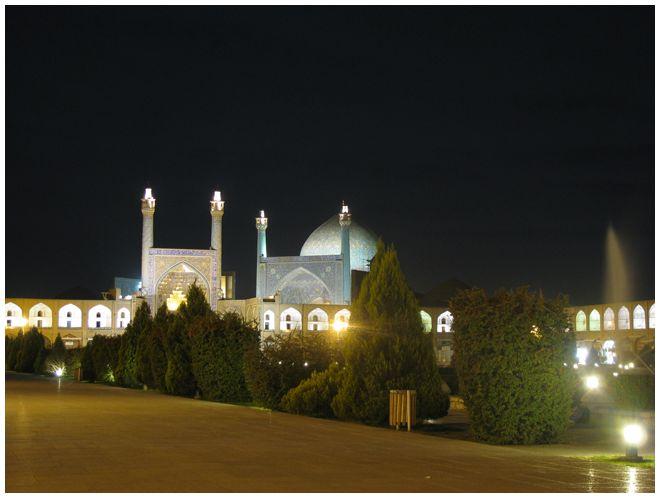 Naghsh-e-Jahan SQ.-Isfahan