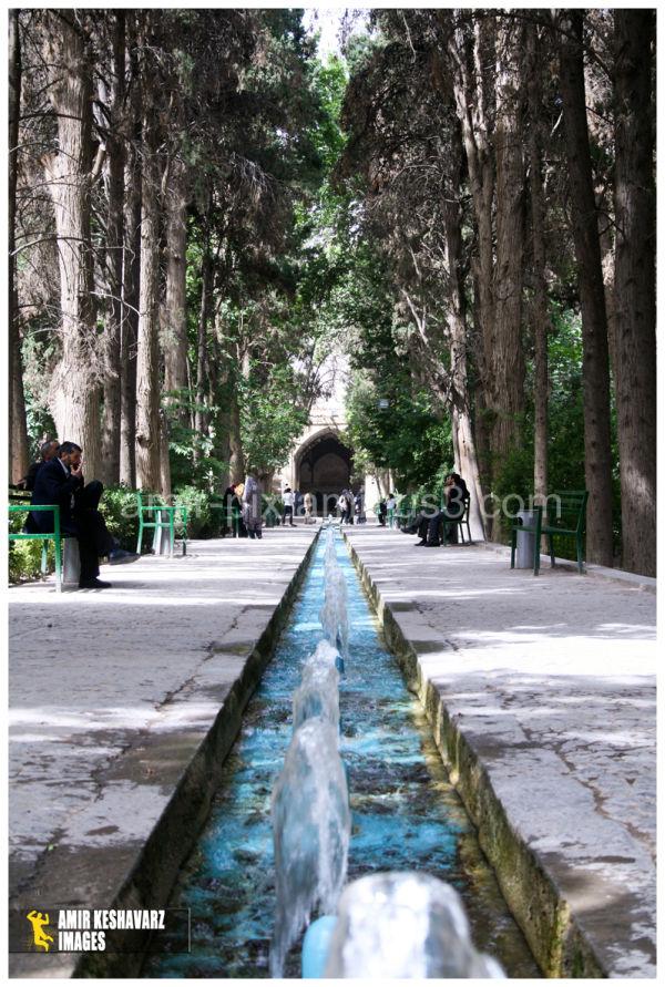 Fin Garden, Kashan, Iran