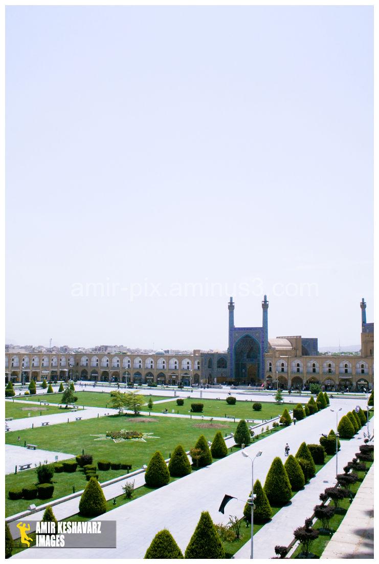 Masjed-e Imam, Isfahan