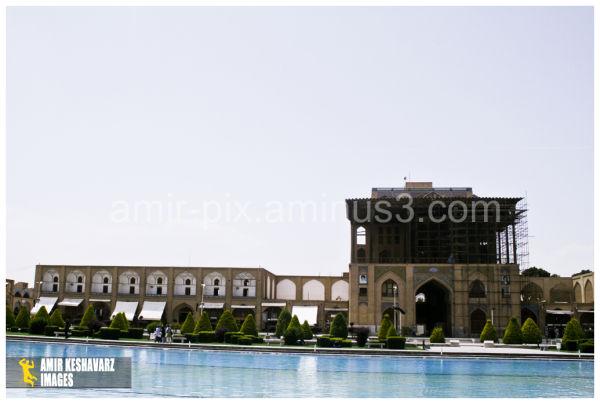 Ali Qapu, Isfahan