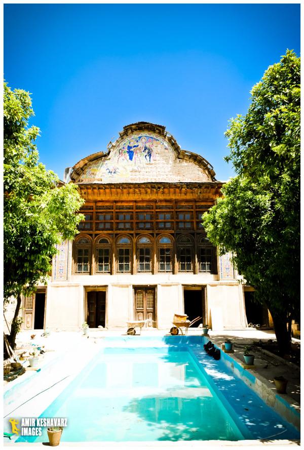 Hasani House, Shiraz, Iran