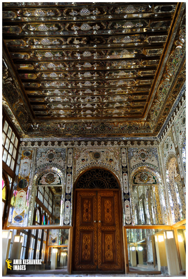 Manteghi Nezhad House (Islamic Art Museum), Shiraz