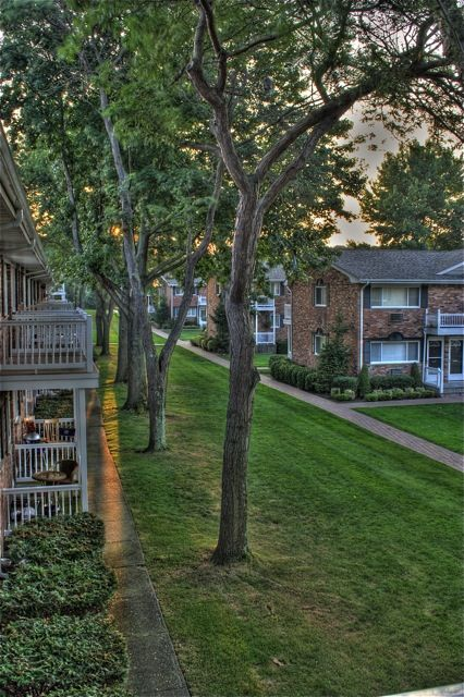 My Apartment Complex in HDR