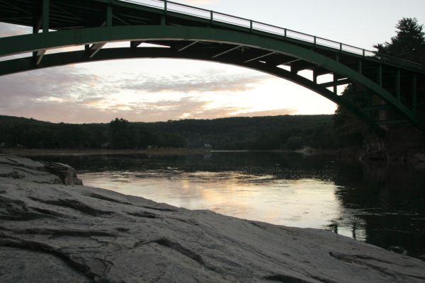 Bridge to PA