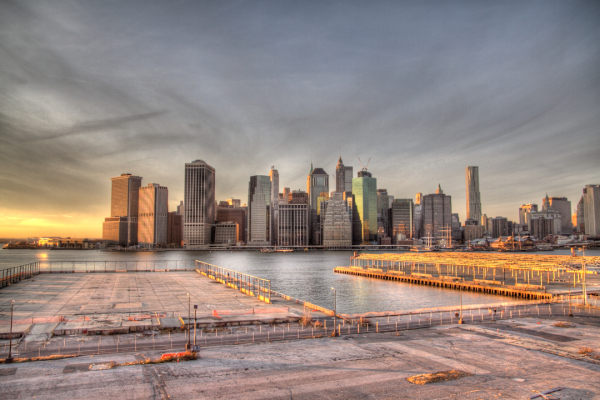 Lower Manhattan - HDR