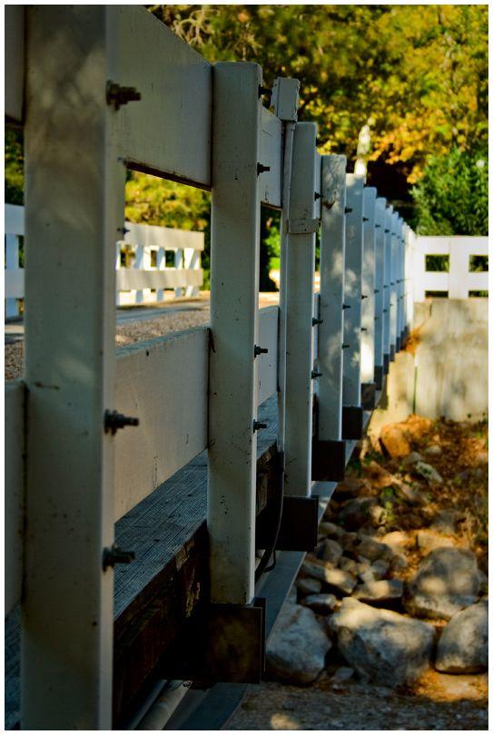 Bridge Over Dry Creek Bed