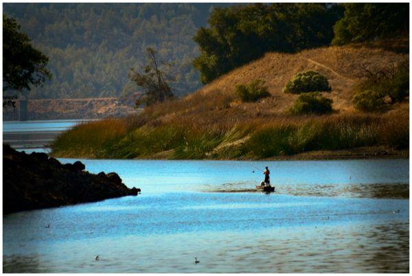 Saturday Afternoon Fishing