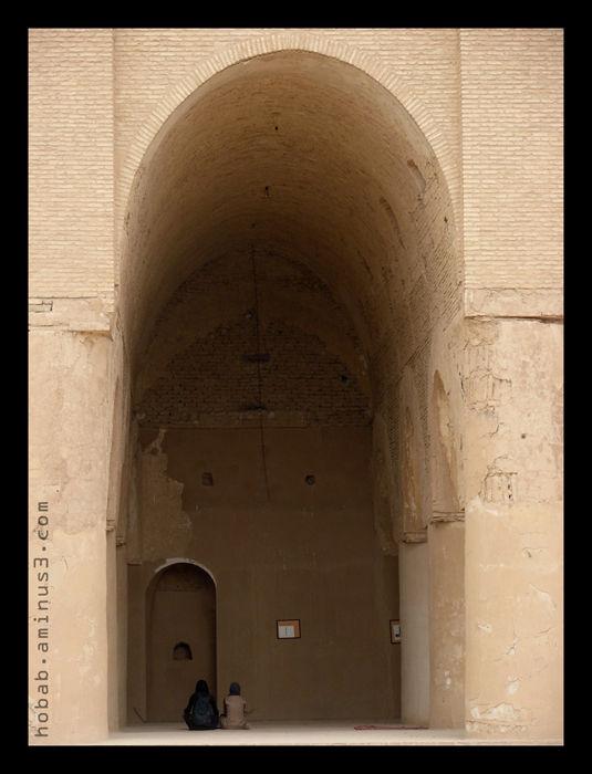Iran,Semnan,Trai khaneh mosque