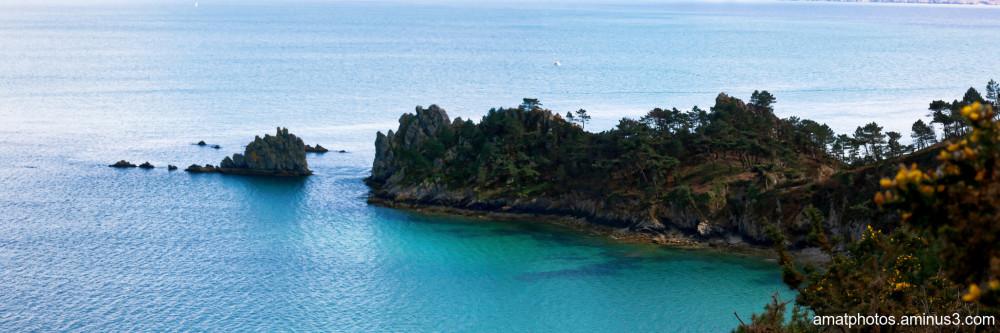 L'île Vierge  Crozon Bretagne