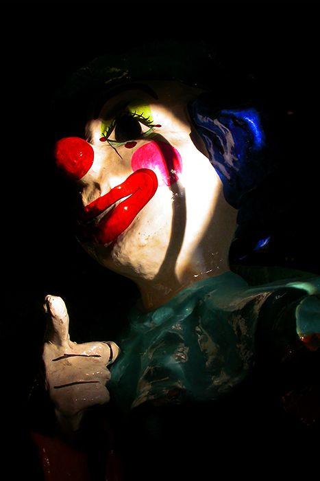 pixel podrido alberto guzman clown fear payaso