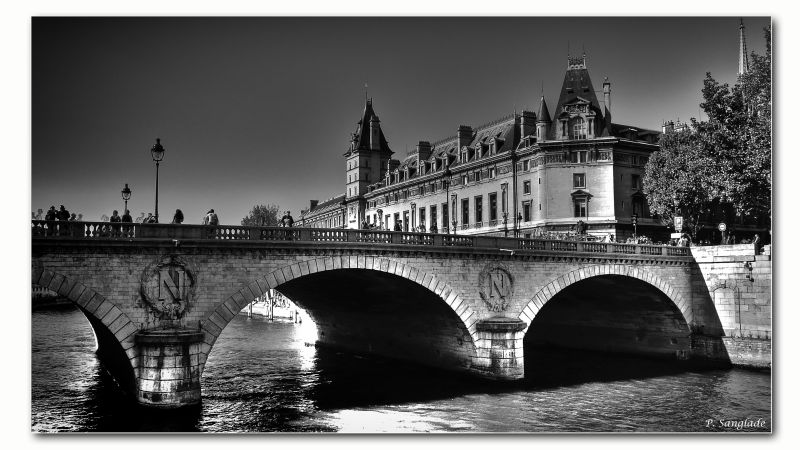 Le pont au Change