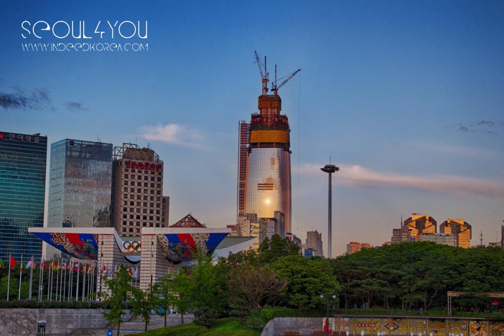 Lotte World Tower, Seoul - Indeed Korea Magazine
