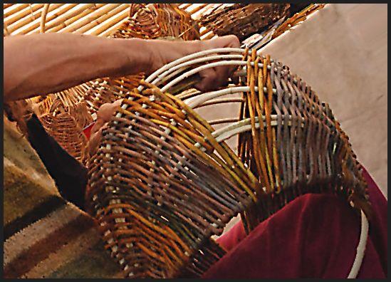 Basket cane's holiday # 3