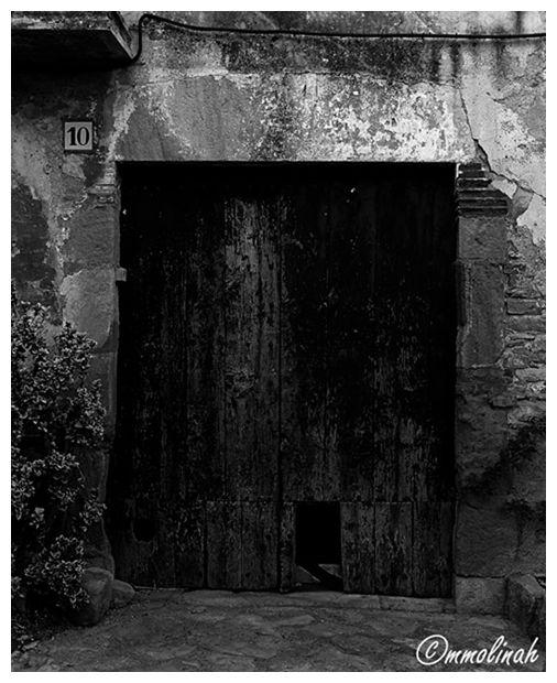 Old gates # 1