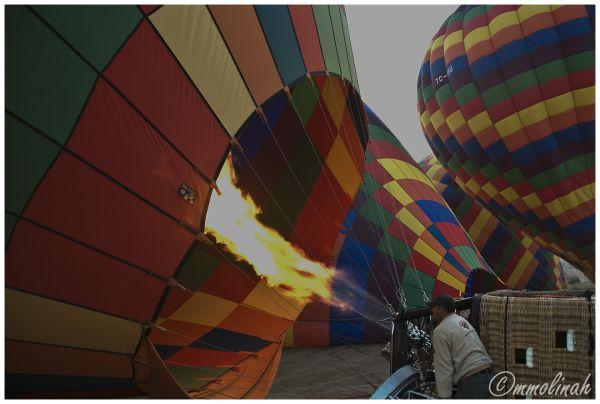 Balloon's Trip # 4 (Ready to rise)