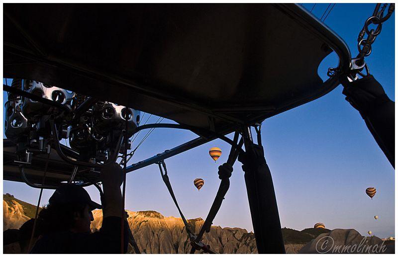 Balloon's Trip # 5 (Pilot)