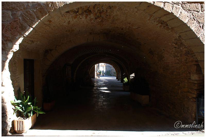 arcade arc voltes portico mmolinah