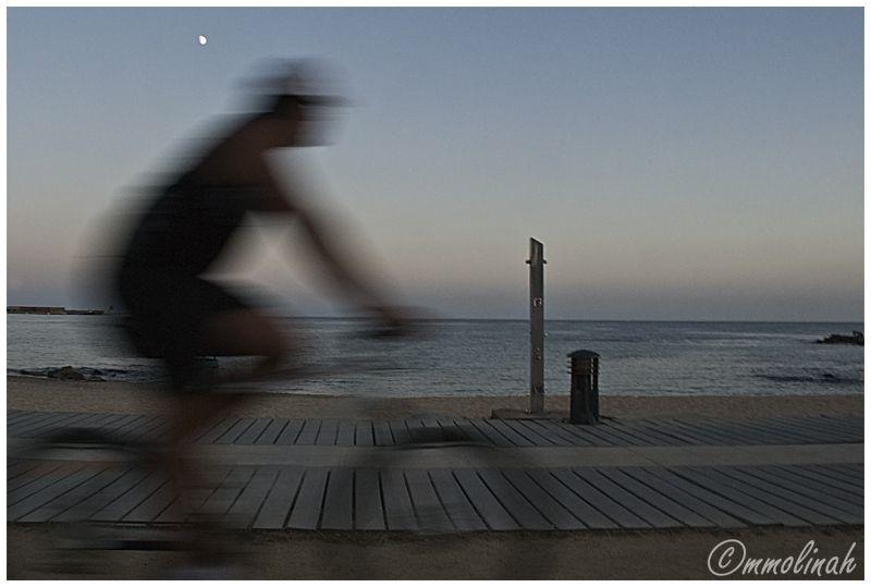 Unespectet Cyclist