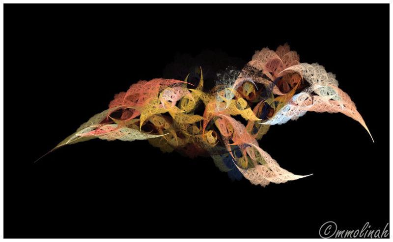 Fractal Image , the last  (Peace)