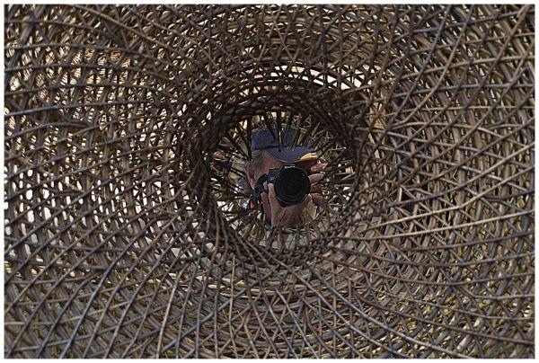 Fair of wicker's basket