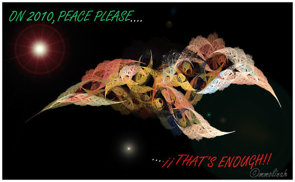 !! THAT'S ENOUGH ¡¡*