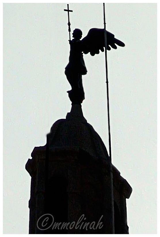 GIRONA INÈDITA (Silueta de l'Angel)