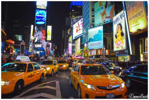 NEW YORK (Manhatan #8)
