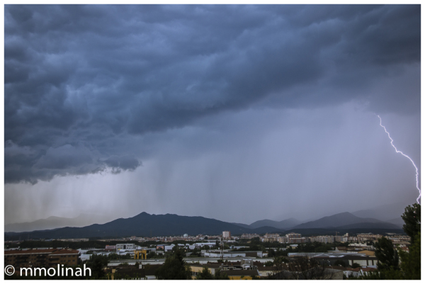 STORM WITH LIGHTNING ( from my windows collection)