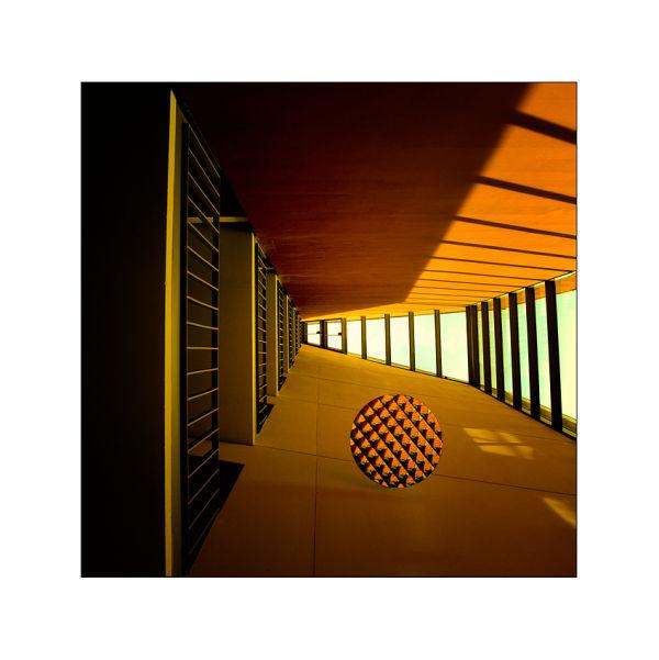 """inside the new """"Energy Center""""  (Berlin)"""