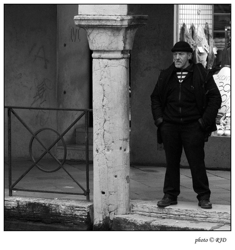 pillars of Venice