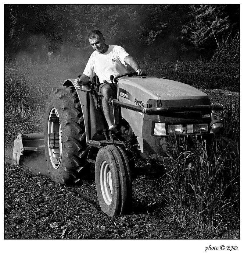Frédéric, un paysan provencal