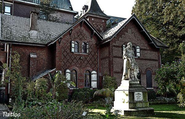 Antwerpen: jardin des plantes