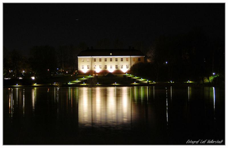 The Castle of Edsberg