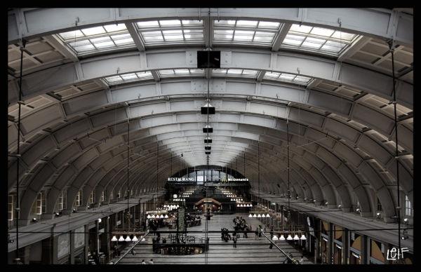 Central Station in Stockholm