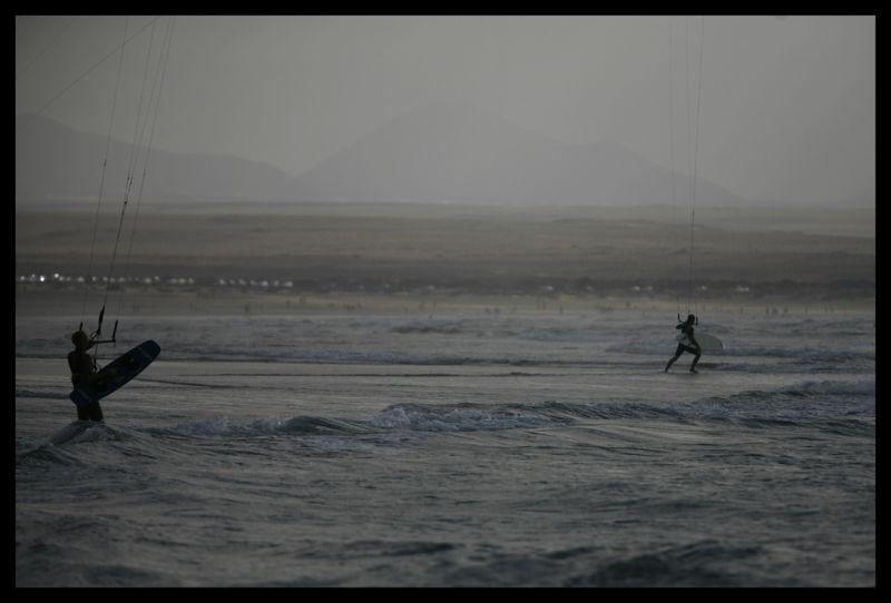 kitesurf famara