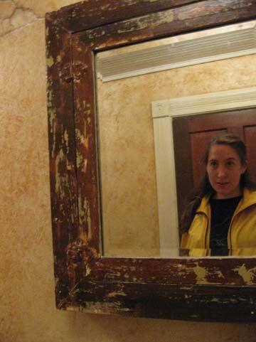 Framing the mirror
