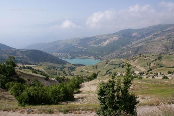 Valasht Lake
