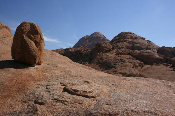 Spitzkoppe rock