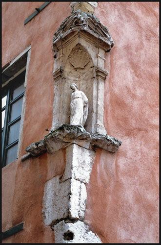 statue Vienne