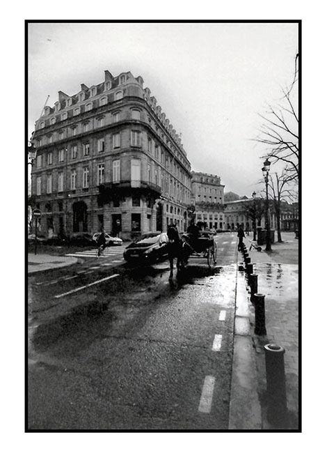 Promenade en calèche le dimanche - Bordeaux -