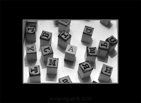 A encre tampons numerique